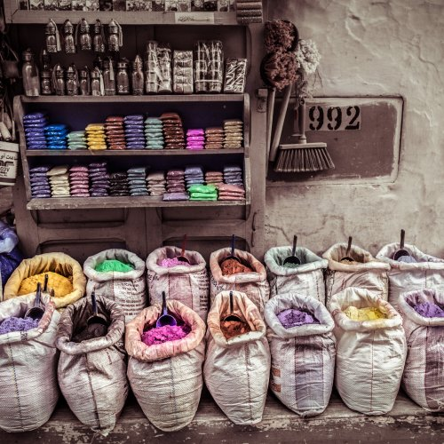 Color HM-Colors of Life by Rohit Kamboj