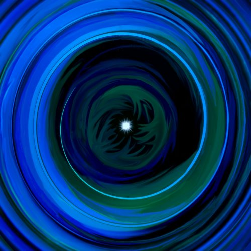 Color HM-The Journey ot Heaven_s Light_Composite by Mike Shaefer