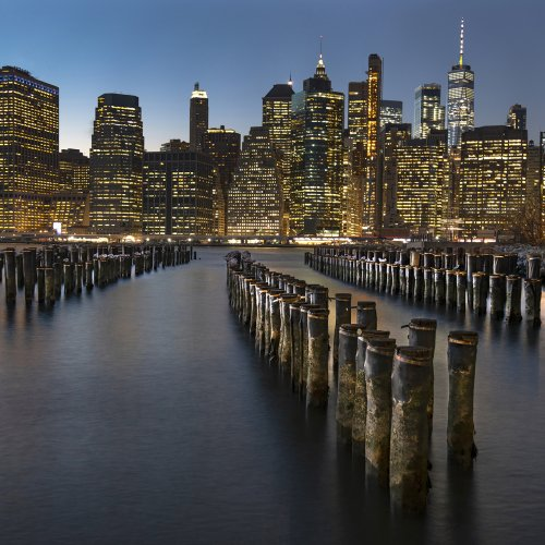 Color 2nd & Members Choice - Simply Manhattan by Michael Amos