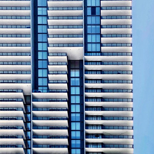 Brickell Blue by Michelle Simmons