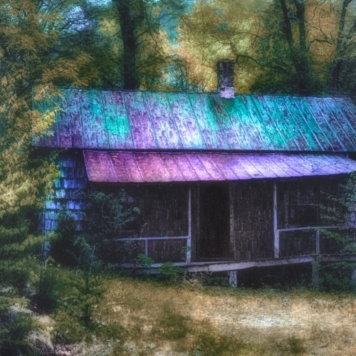 Color HM - Cozy Cabin by Jenn Cardinell