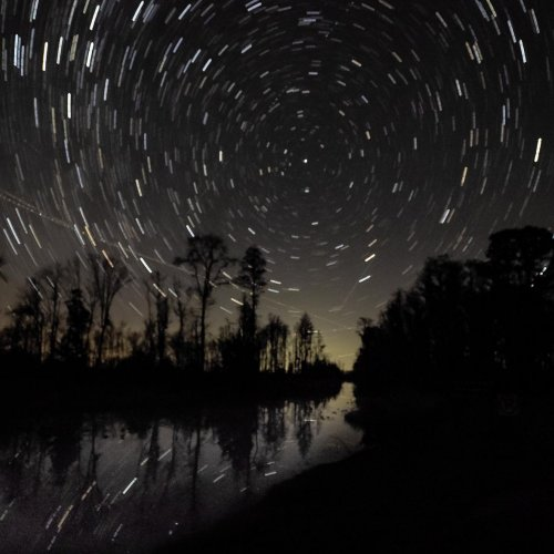 Digital 2nd - North Star from Okefenokee by Janerio Morgan