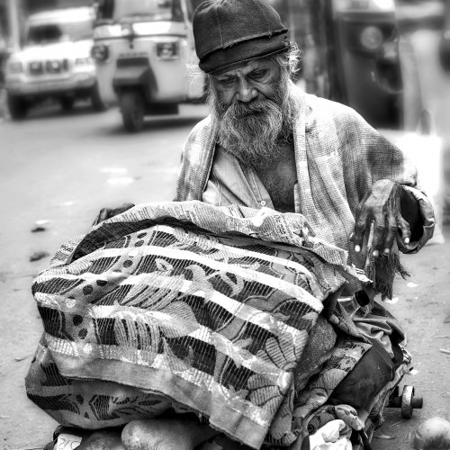 Digital 1st-Homeless by Kailas Pramodh
