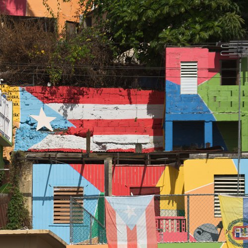 Digital HM-Community Pride - Puerto Rico by Jim Harrison