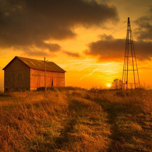 Digital HM-October Light (composite) by Stan Greenberg