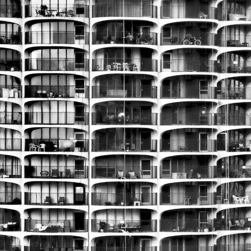 Digital HM - Balconies by Ru Britton