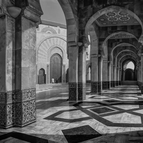 Mono 3rd & Members Choice - Symmetry of Faith by Mike Shaefer